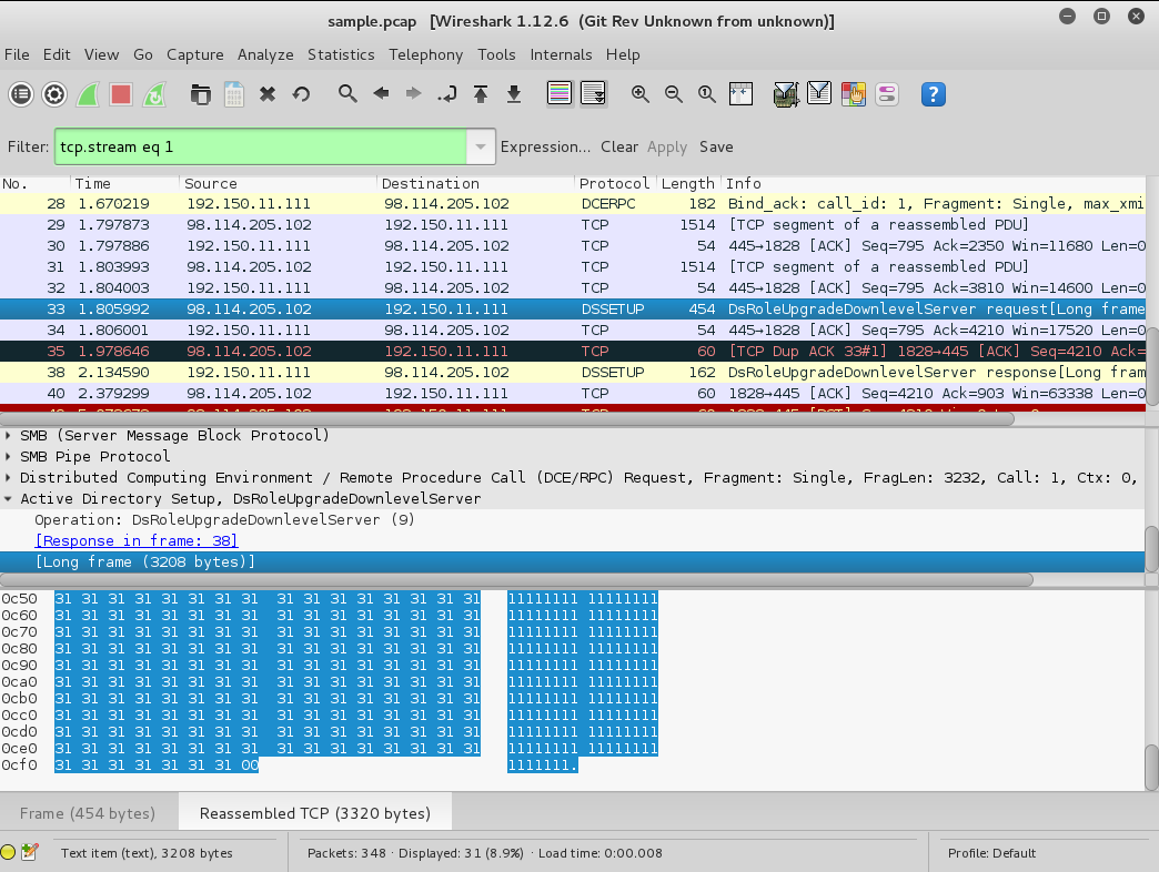 Malicious Network Traffic Analysis With Wireshark Hackmethod